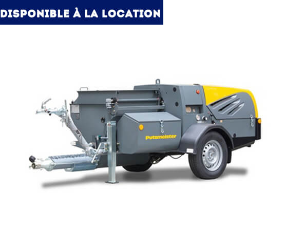 pompe-a-chape-fluide-putzmeister-sp11-thf-some-dispo-location