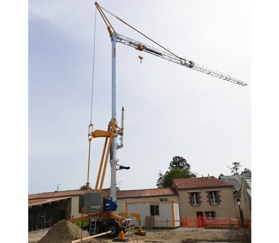 grue-montage-automatise-potain-igo-ma21 | SOME Nantes, Angers, Cholet, La Roche Sur Yon
