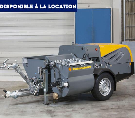 machine-a-enduire-putzmeister-sp11-lmr-some-dispo-location